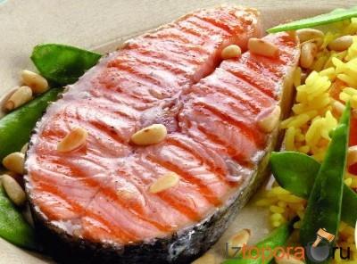 рецепт шашлыка из речной рыбы #16