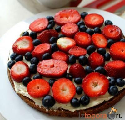 пироги фруктовые рецепты с фото